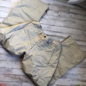 Burton Hellsinki Snowpants Medium Like new!